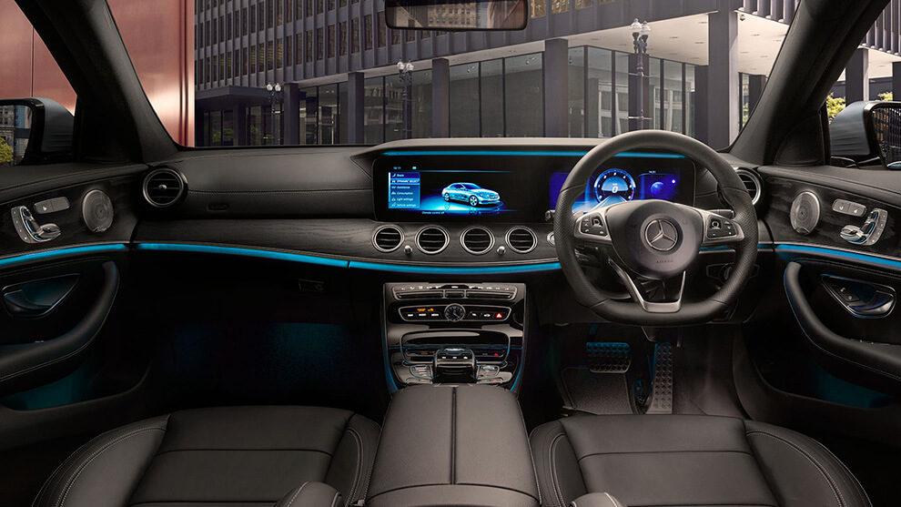mercedes-e-class-interior