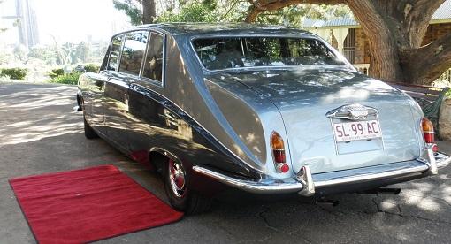 Classic Wedding car Hire Brisbane cw
