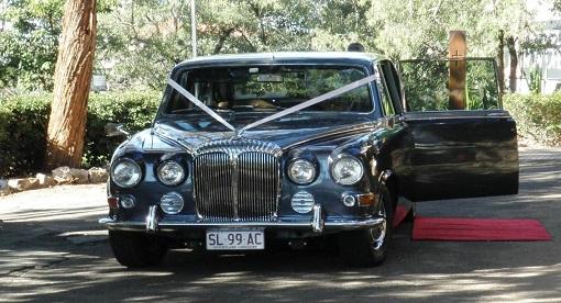 Daimler DS420 Wedding Car cw