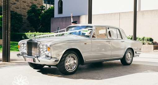 Rolls Royce Wedding car Brisbane cw