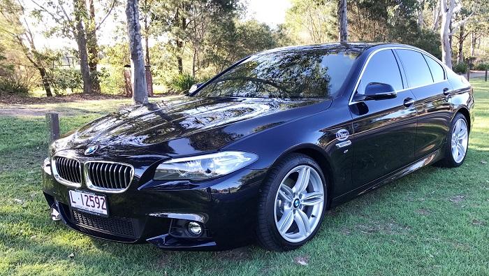 BMW 5 Series - Formal Car Hire R