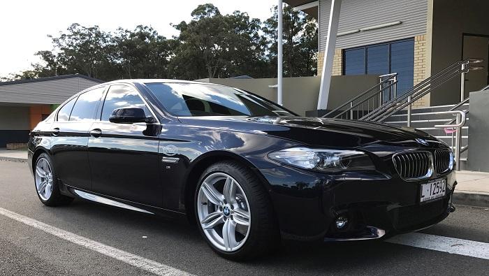 BMW 5 Series - Premier Limos Brisbane R