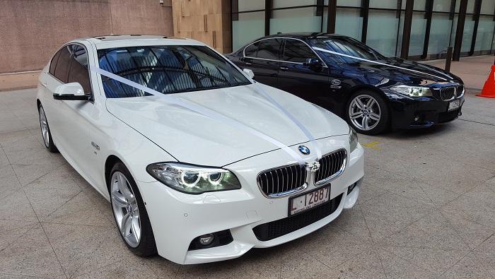 BMW Corporate Cars-Premier Limousines