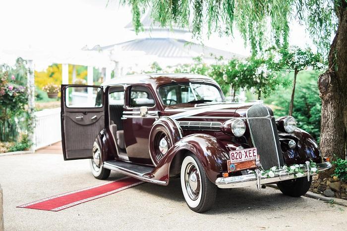 Classic Car Hire-Premier Limos R