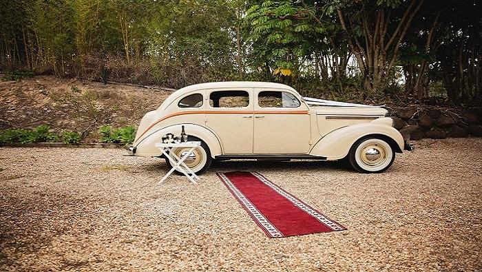 Dodge D9 Wedding Car Brisbane-Premier Limos RC