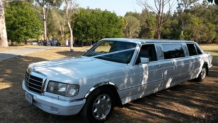 Mercedes Wedding Car Hire Premier Limousines Brisbane R