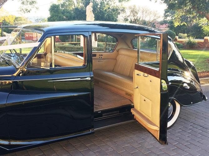 Princess Limousine - Premier Limousines interior 1