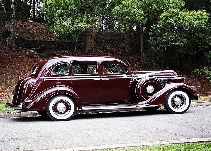 Vintage Wedding Car Hire Brisbane R2