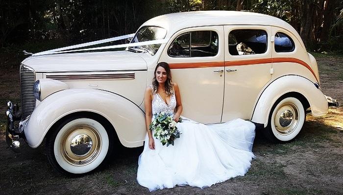 Wedding Car Hire Brisbane-Classic Car Hire R
